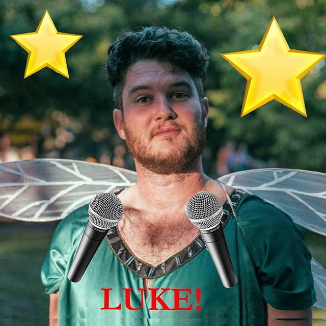 Come celebrate the birthday of our Karaoke boss and super friend Luke! KARAOKE until 2am! Luke is the genius behind our light shows, projections and so much more - we wouldn't be here without him! He's been helping make this place a spot for artists, weirdos and everyone else for years! LOVE YOU LUKE! #babesofstarline #truefriend #bestdude #starlinesocialclub
