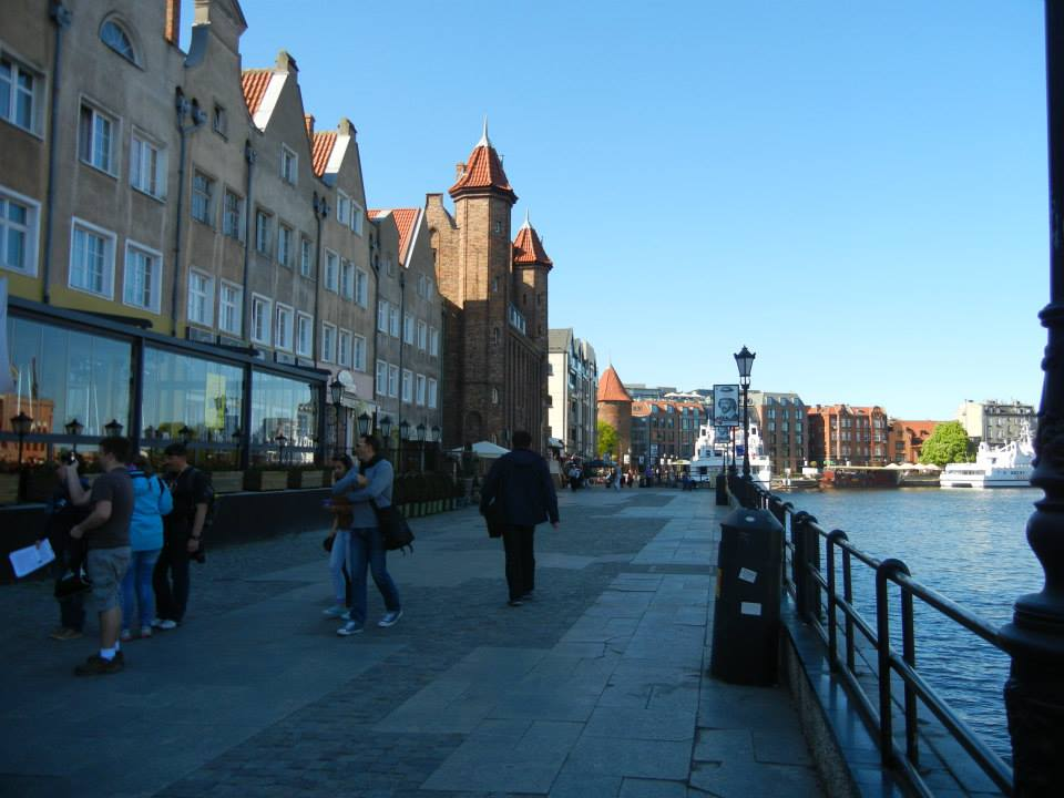 Gdansk Water Front