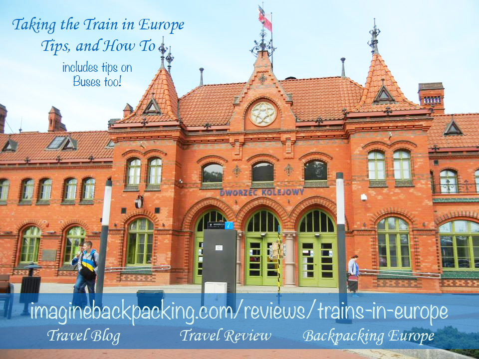 Taking the train in europe alt text Taking the train throughout Europe isn't just affordable, it is also a rite of passage for backpackers. Trains are part of the European experience and give you the chance to see landscape throughout the countries that you might otherwise miss.  What are the best methods to booking train tickets? You've heard about the Eurail train card, and are wondering if that is the best purchase – or should you just buy a ticket when you arrive? We will list the best tips that we've mastered when traveling by train across Europe, and will highlight which tips can also be used to maximize you bus experience as well.