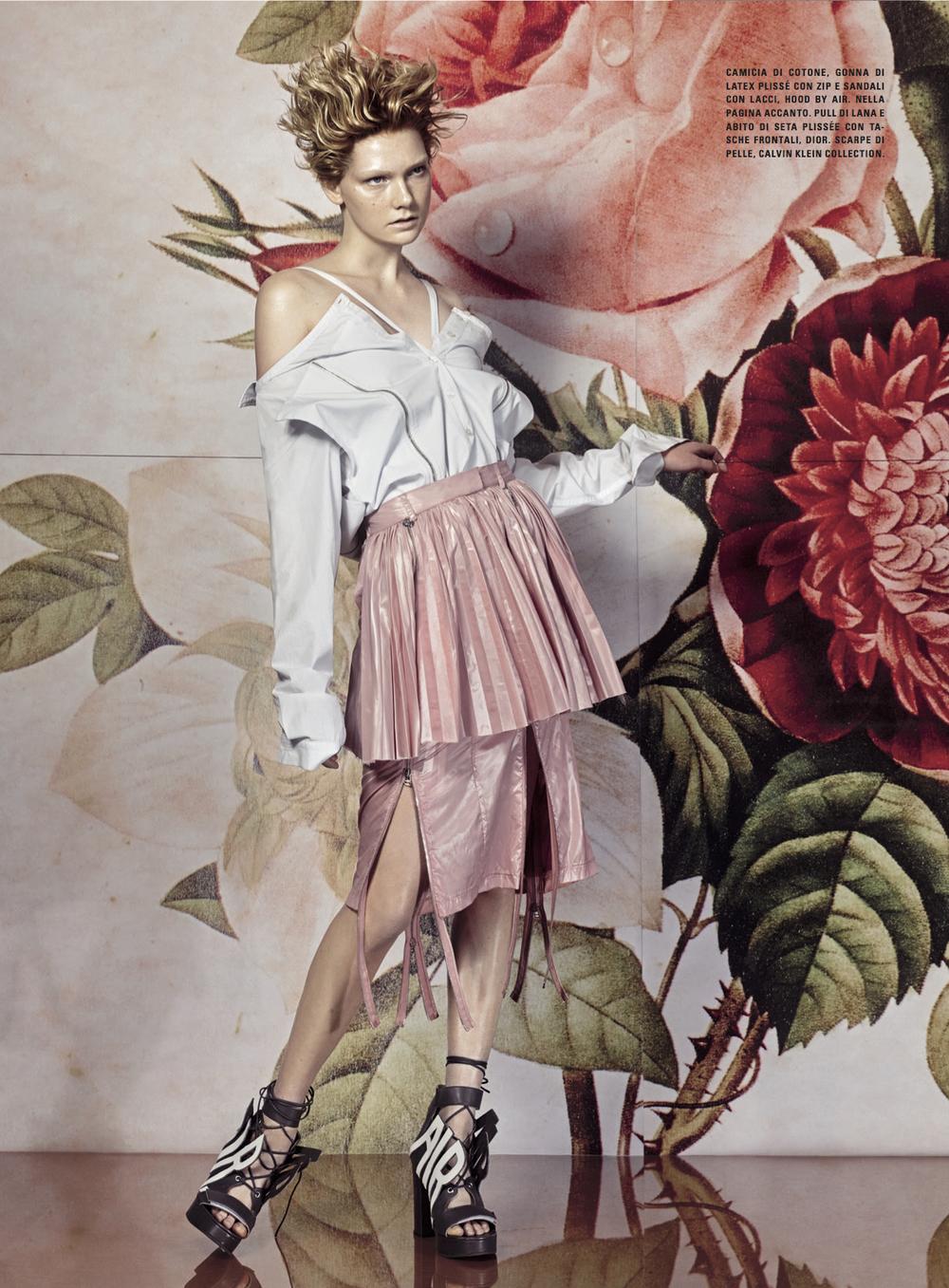 Vogue Italia March 2016