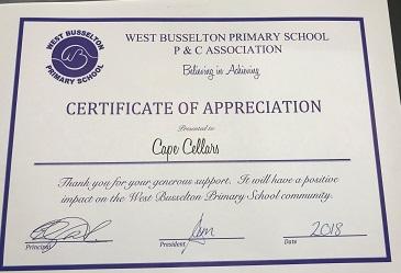 West Busselton Primary School P&C