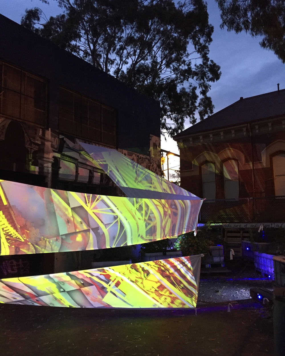 Jewell Station   Moreland Arts Festival 2015