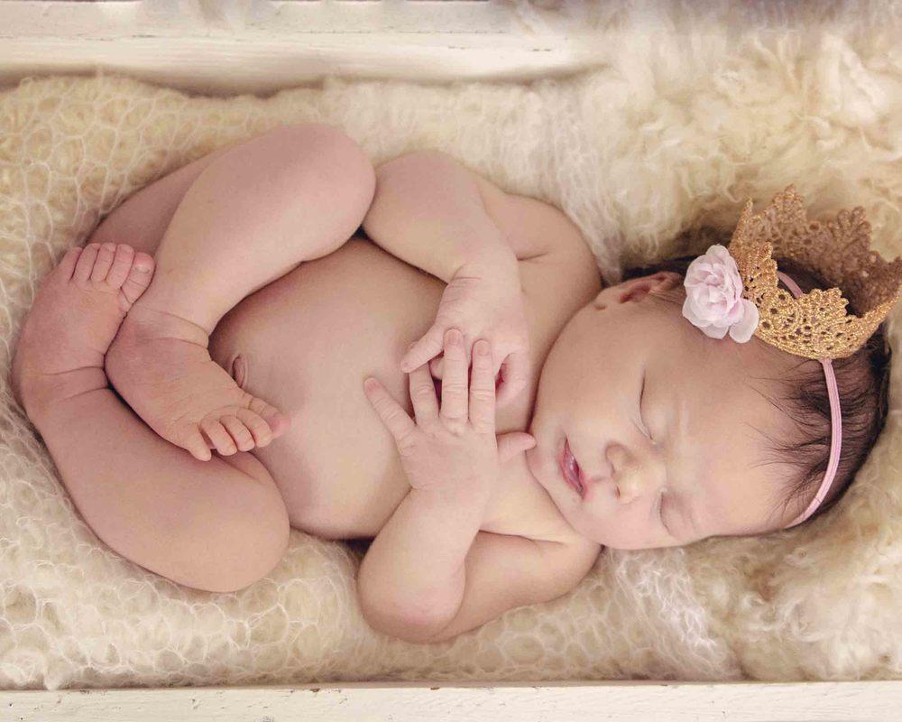 Newborn - $300 in Studio, $350 In your home