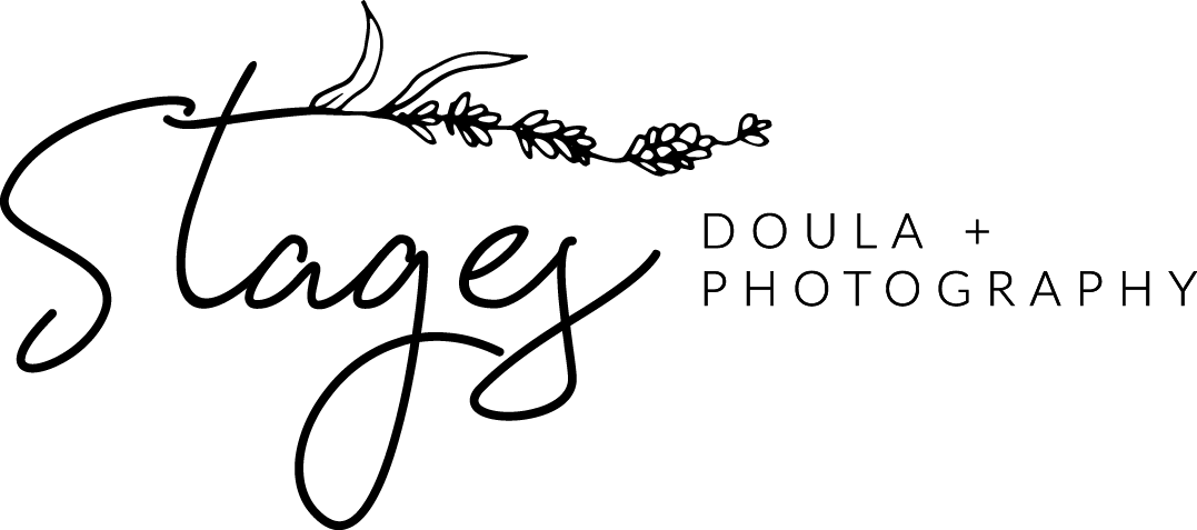 Stages Doula and Birth Photography
