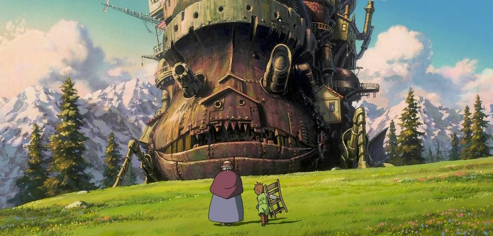 Howl's Moving Castle  | BagoGames