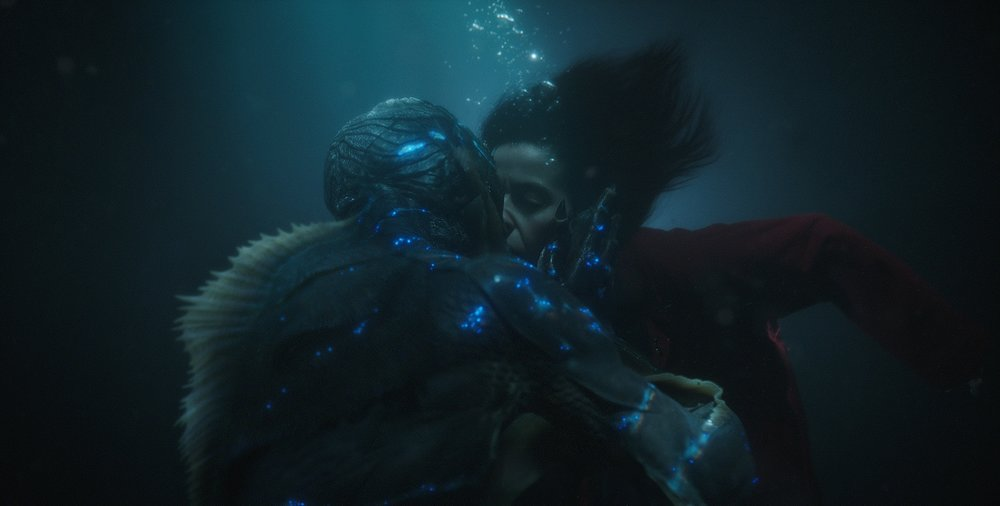 Doug Jones & Sally Hawkins in  The Shape of Water  | Fox Searchlight