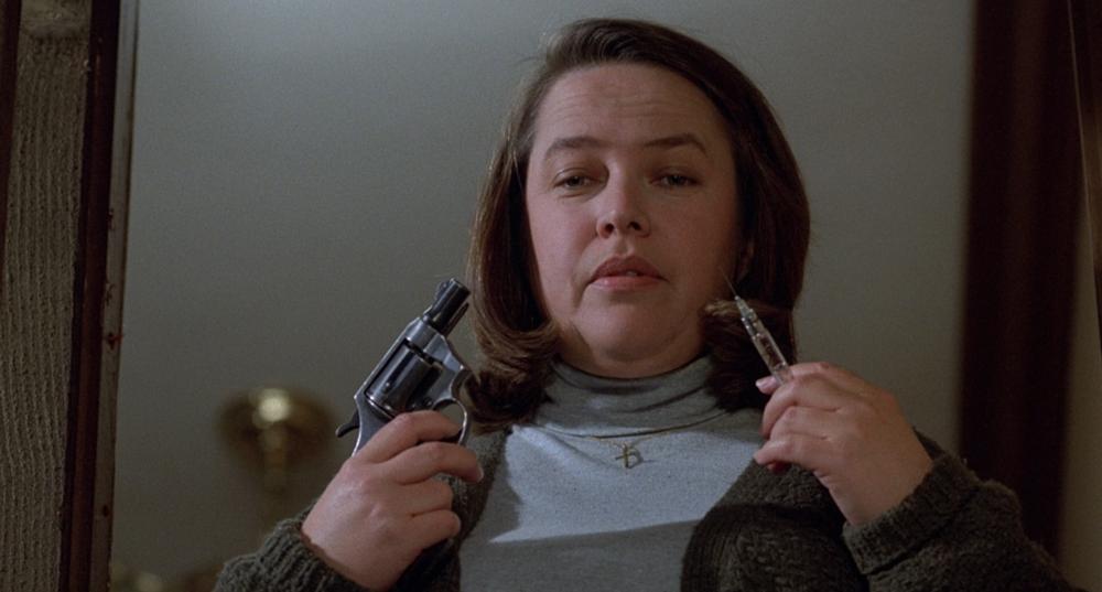 Kathy Bates in  Misery  |Ear of Newt
