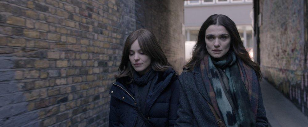 Rachel McAdams & Rachel Weisz in  Disobedience  | Rotten Tomatoes