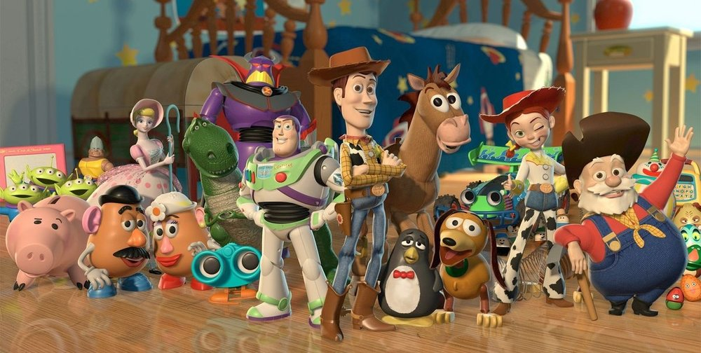 Toy Story 2  |Letterboxd