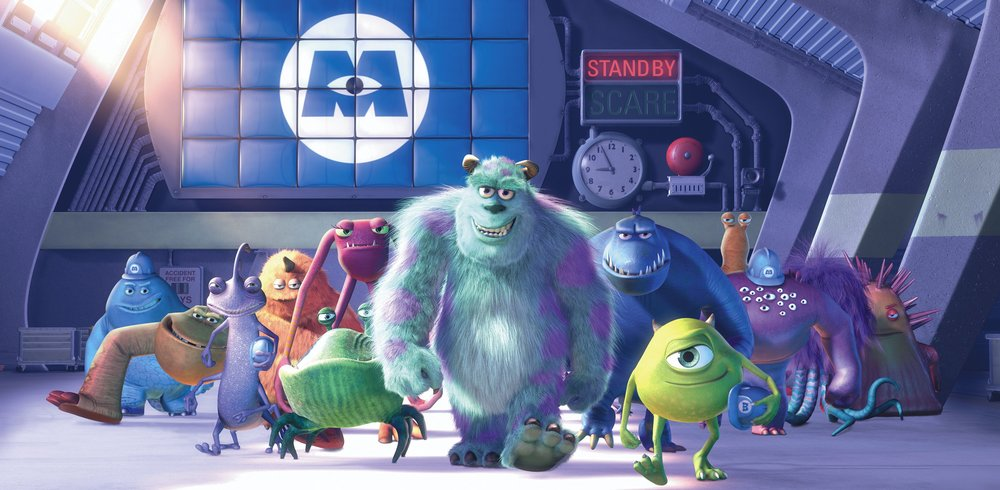 Monsters Inc.  | Pixar Wiki