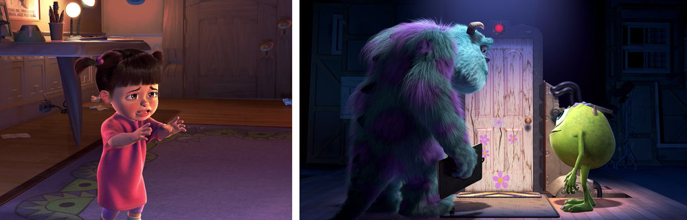 Monsters Inc.  | Monsters Inc. Wiki | Movies by Mood