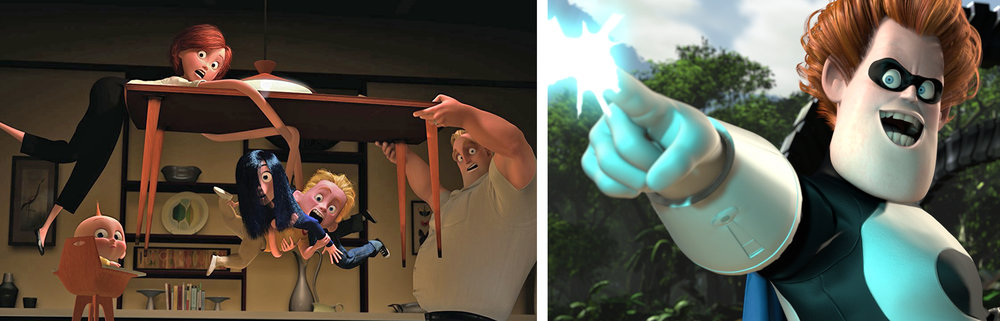 The Incredibles  |IMDb/Animation Fascination