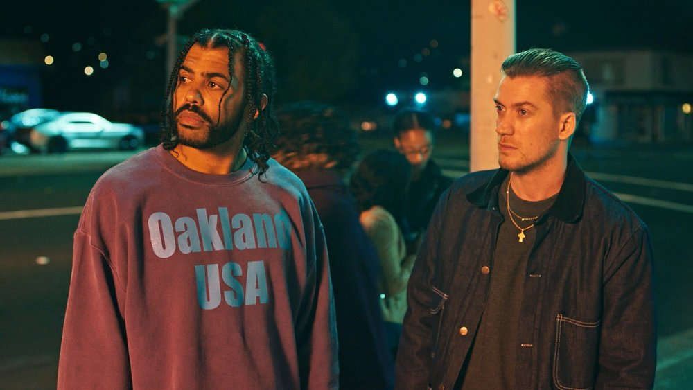 Daveed Diggs and Rafael Casal in  Blindspotting  | SIFF