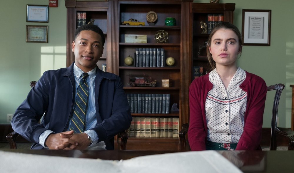 Jacob Latimore and Sami Gayle in  Candy Jar  | Decider