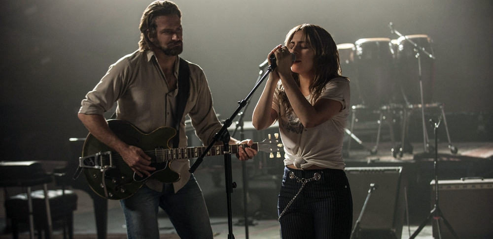 Bradley Cooper and Lady Gaga in  A Star is Born  | Variety