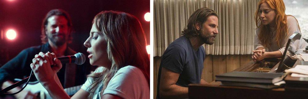 Bradley Cooper and Lady Gaga in  A Star is Born  | Parade, BBC