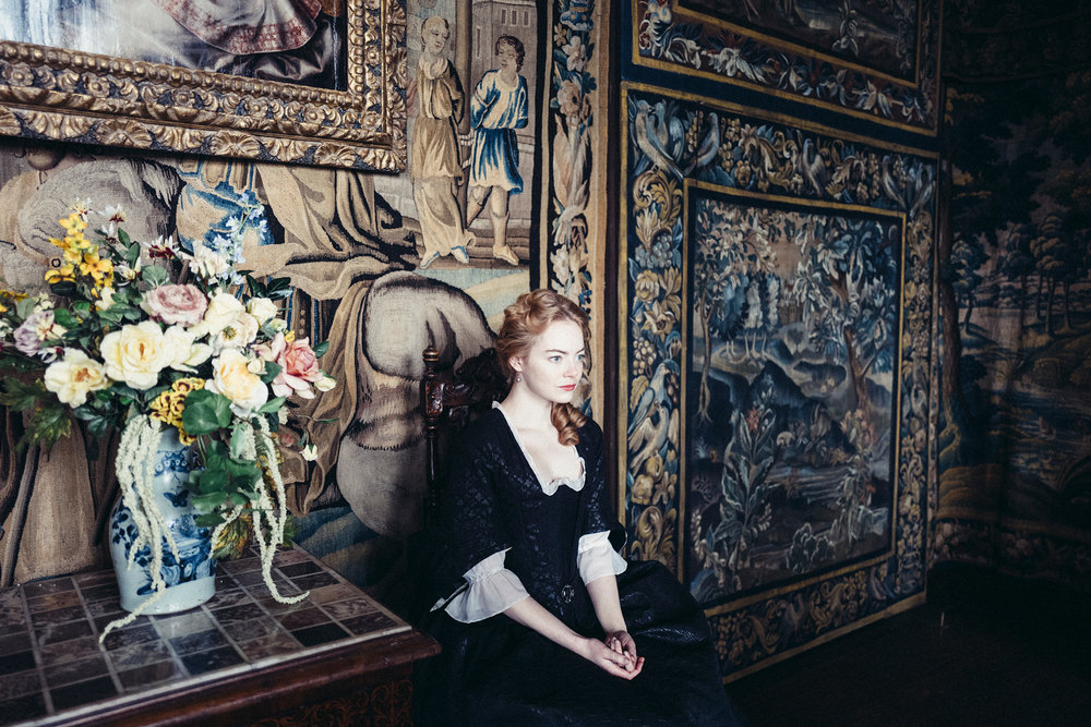 eMma Stone in  The Favourite  | TIME