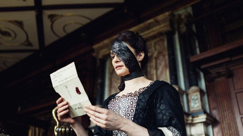Rachel Weisz in  The Favourite  | USA Today