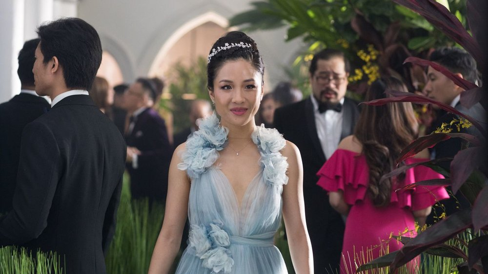 Constance Wu in  Crazy Rich Asians  | Racked