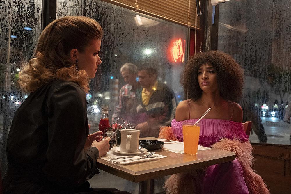 Indya Moore & KAte Mara in  Pose    ScreenCrush