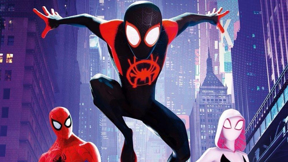 Spider-Man: Into the Spider-Verse  | GeekTyrant