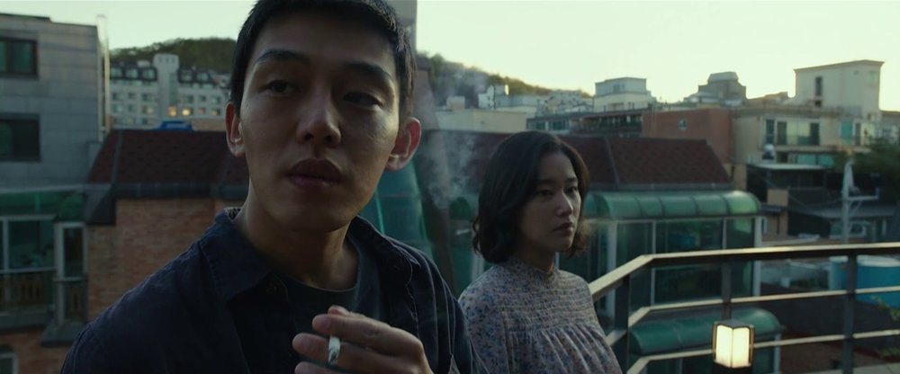 Yoo Ah In & Jeon Jong-Seo in  Burning  | SHANGOLS