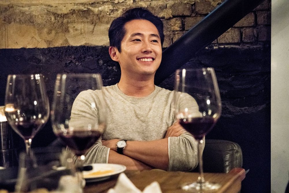 Steven Yeun in  Burning  | The Verge