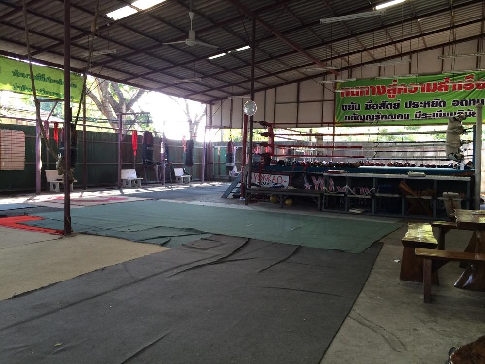 Meenayothin Gym, Bangkok