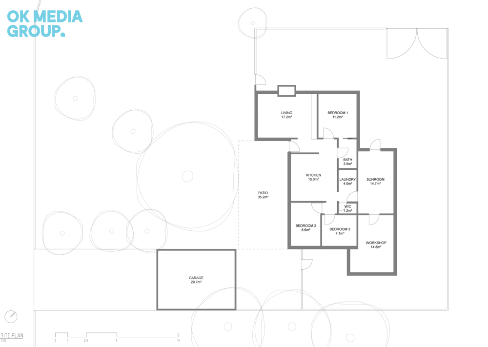 Real-estate-floorplans