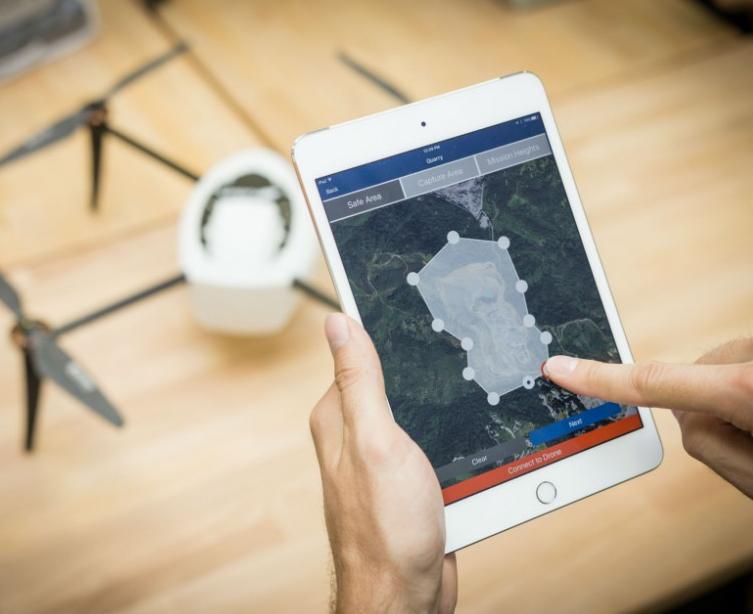 drone-mine-planning