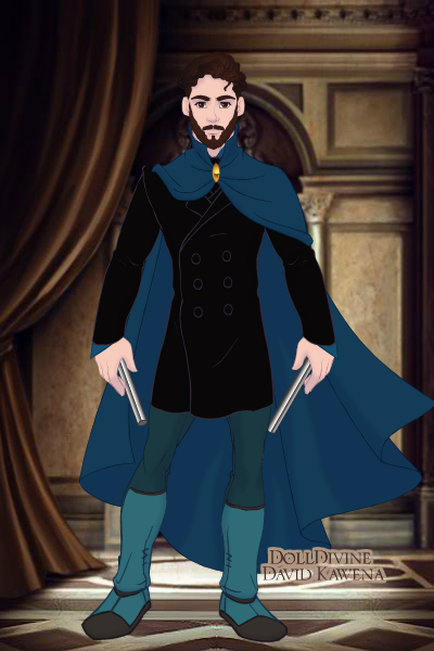 James - Disneyfied
