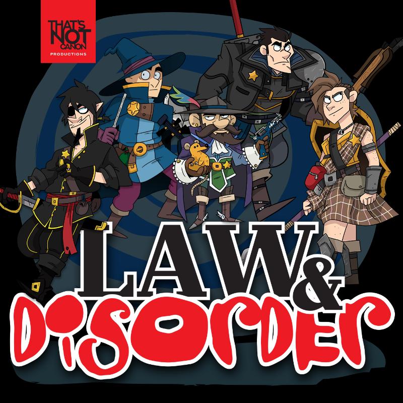 Law & DISORDER LOGO Season 2.png