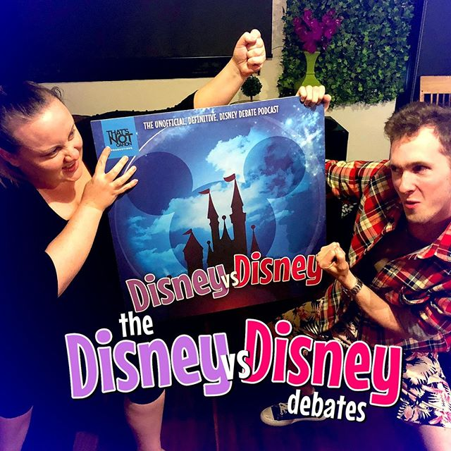 Introducing our debaters this week: Carly Skelton arguing for Bolt vs James Kehoe for The Emperors New Groove! Make your bets now! ⠀ #disneyversusdisney #debate #childhoodmemories #disneyland #disney #disneyside #disneylove #disneymagic #disneylife #disneylandresort