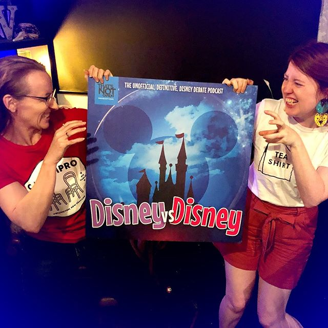 Roz Howie and @stacie_wears argued Disney Cats this week! The Aristocats takes on the The Lion King! Check out the latest episode on apple podcasts, Spotify or your podcatcher of choice! #disneyvsdisney #tnc #disney #disneyland #disneyworld #disneylife #lionking #aristocats #podcast