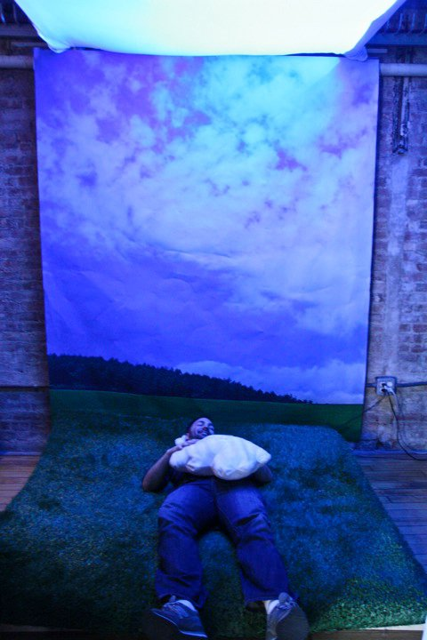 Myself with the MyCloud Installation