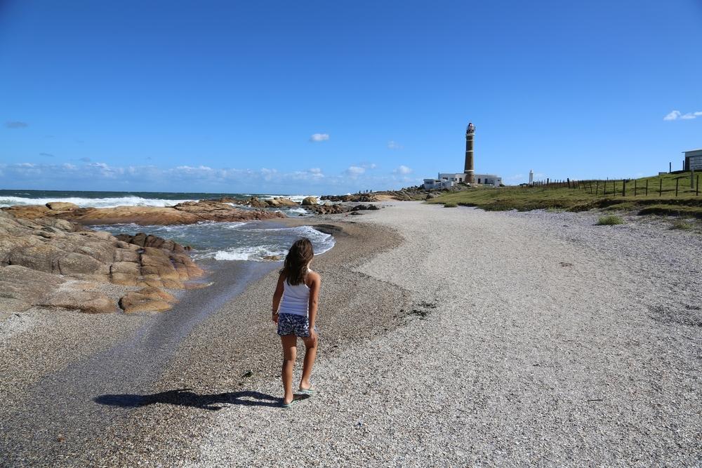 Cabo Polônio fica em Rocha, minicípio do Uruguay. O lugar é uma reserva natural linda onde lobos marinhos procriam.