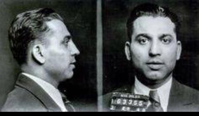"Gangster Harold ""Happy"" Maione appears in Return To Shepherd Avenue. Charlie's grandma always said he was a real gentleman.  He died in the electric chair in 1942!"