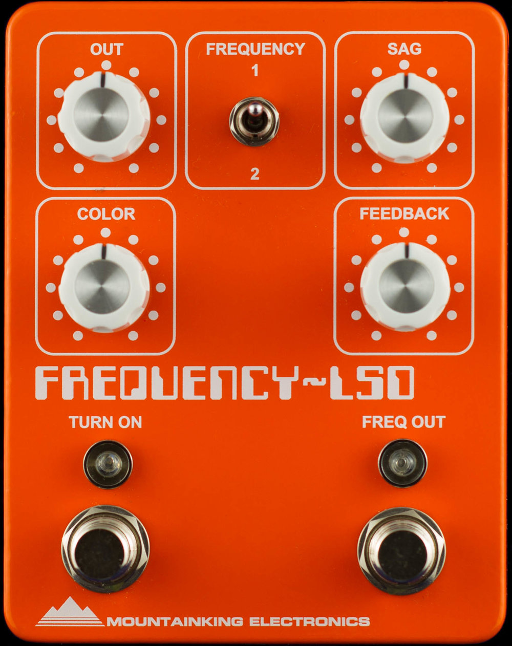FREQUENCY LSD