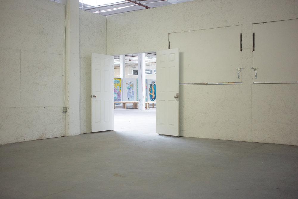 Full Size Artist Studio