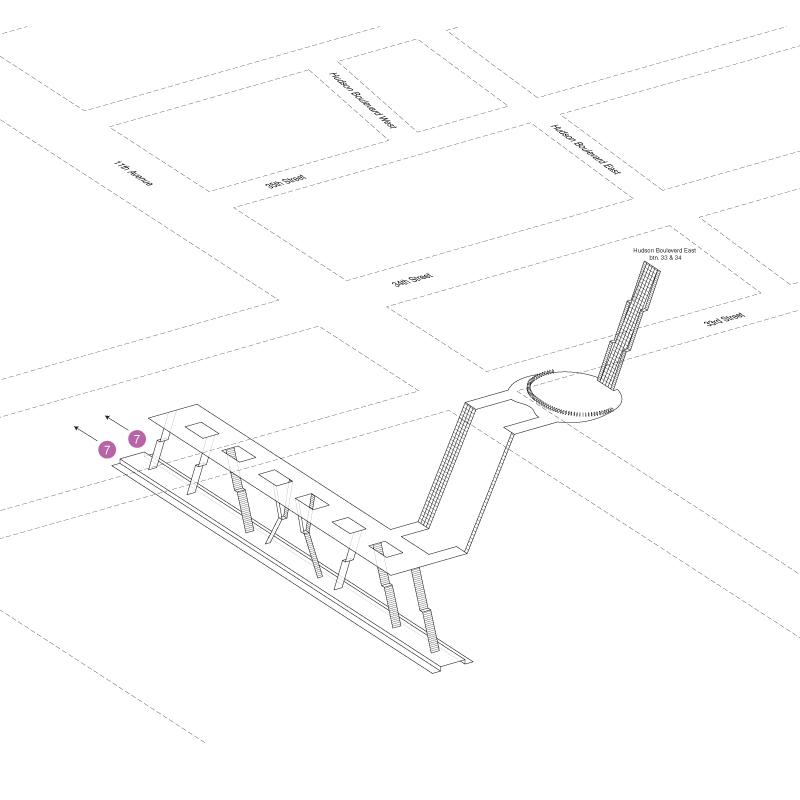 34th Street Hudson Yards View 1