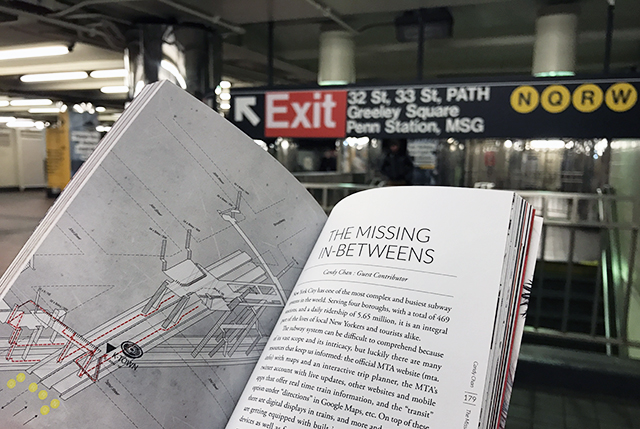 """The Missing In-betweens"" - an essay on the subway system, data, and feedback"