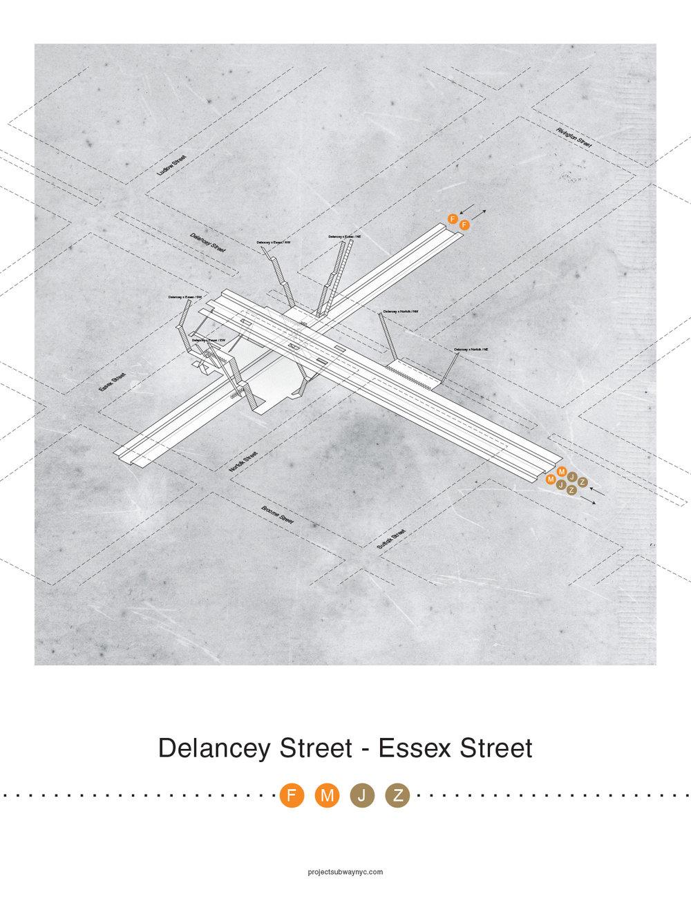 Delancey - Essex