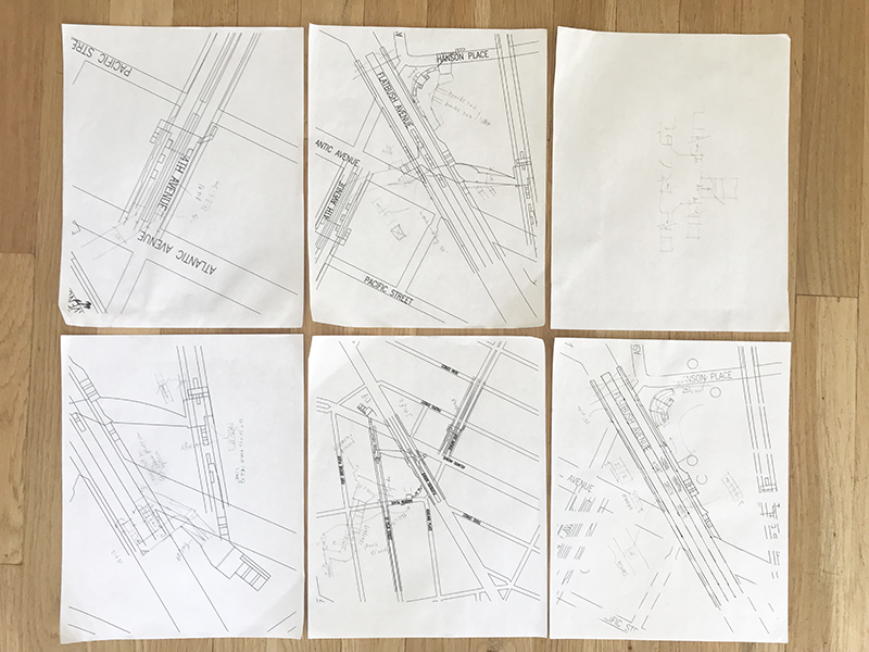 sketch - cad - print - sketch again