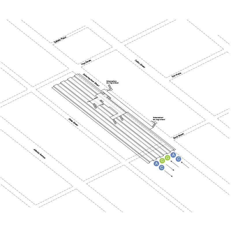 Hoyt Street - Schermerhorn Street Station