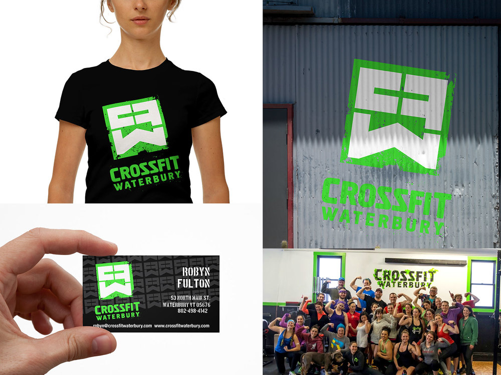 Crossfit Waterbury Identity