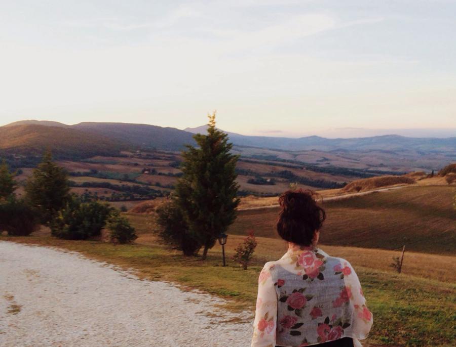Val d'Orcia, Italia