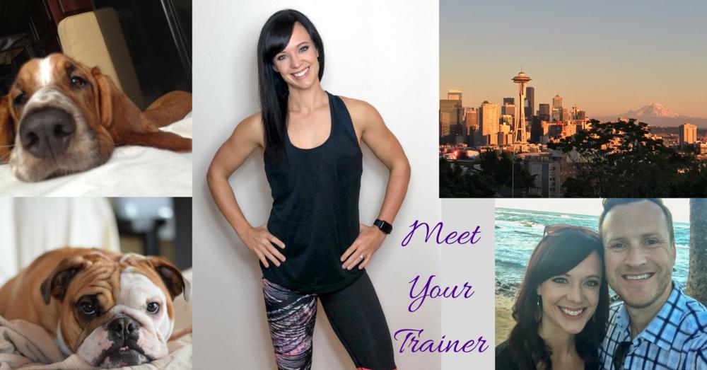 Copy of Meet Your Trainer