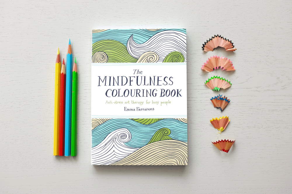 Art Of Mindfulness Colouring