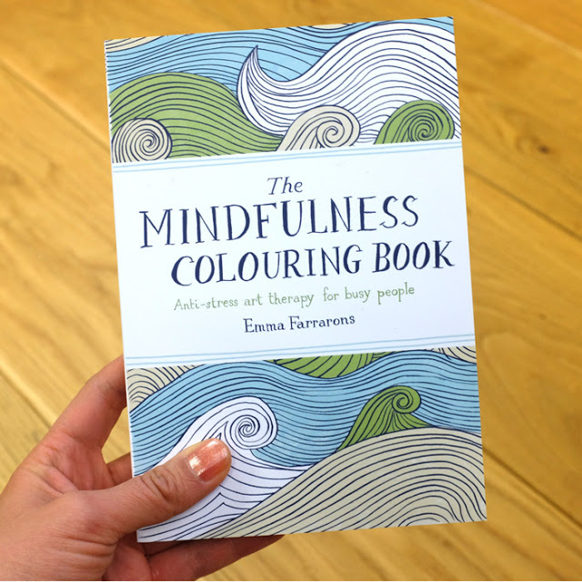Im Really Excited To Share With You My New Book THE MINDFULNESS COLOURING BOOK ANTI STRESS ART THERAPY FOR BUSY PEOPLE Its A 100 Page Paperback