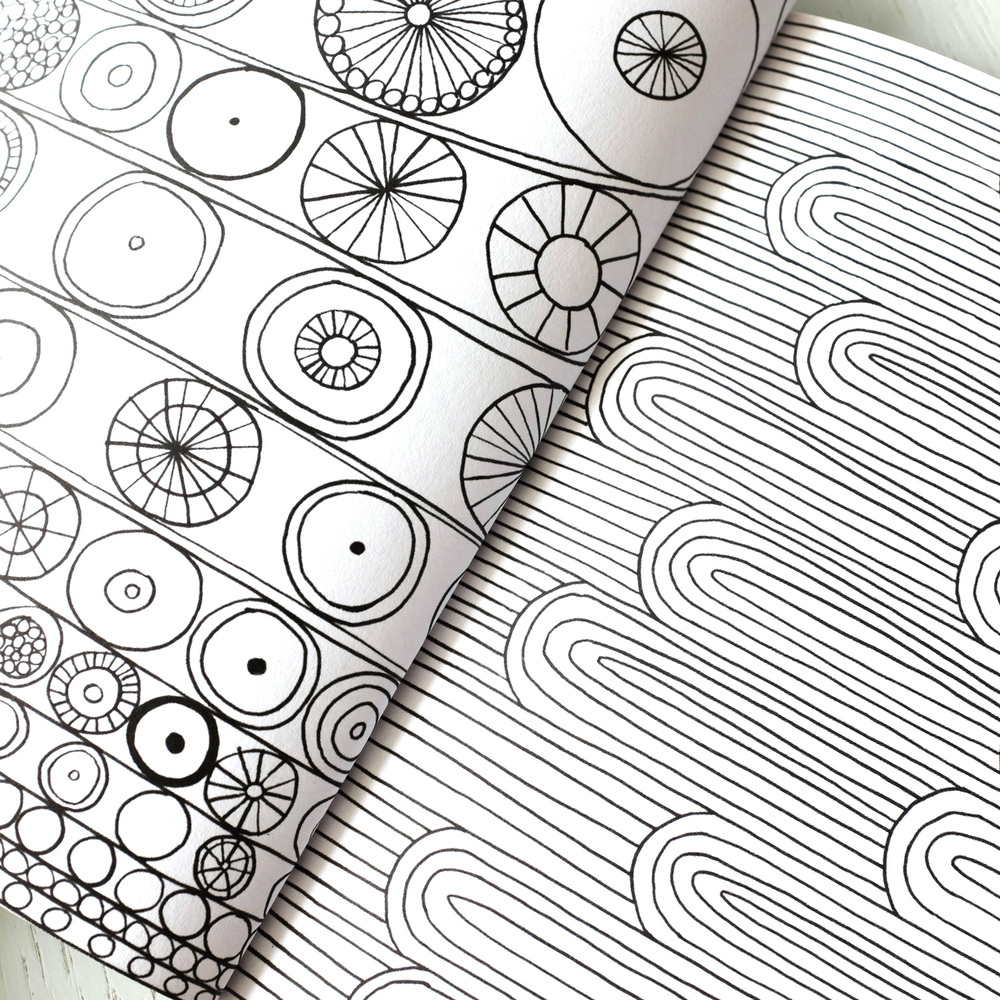 Mindfulness coloring book - A Bestselling Colouring Book Filled With Templates Of Exquisite Scenes And Intricate Sophisticated Patterns